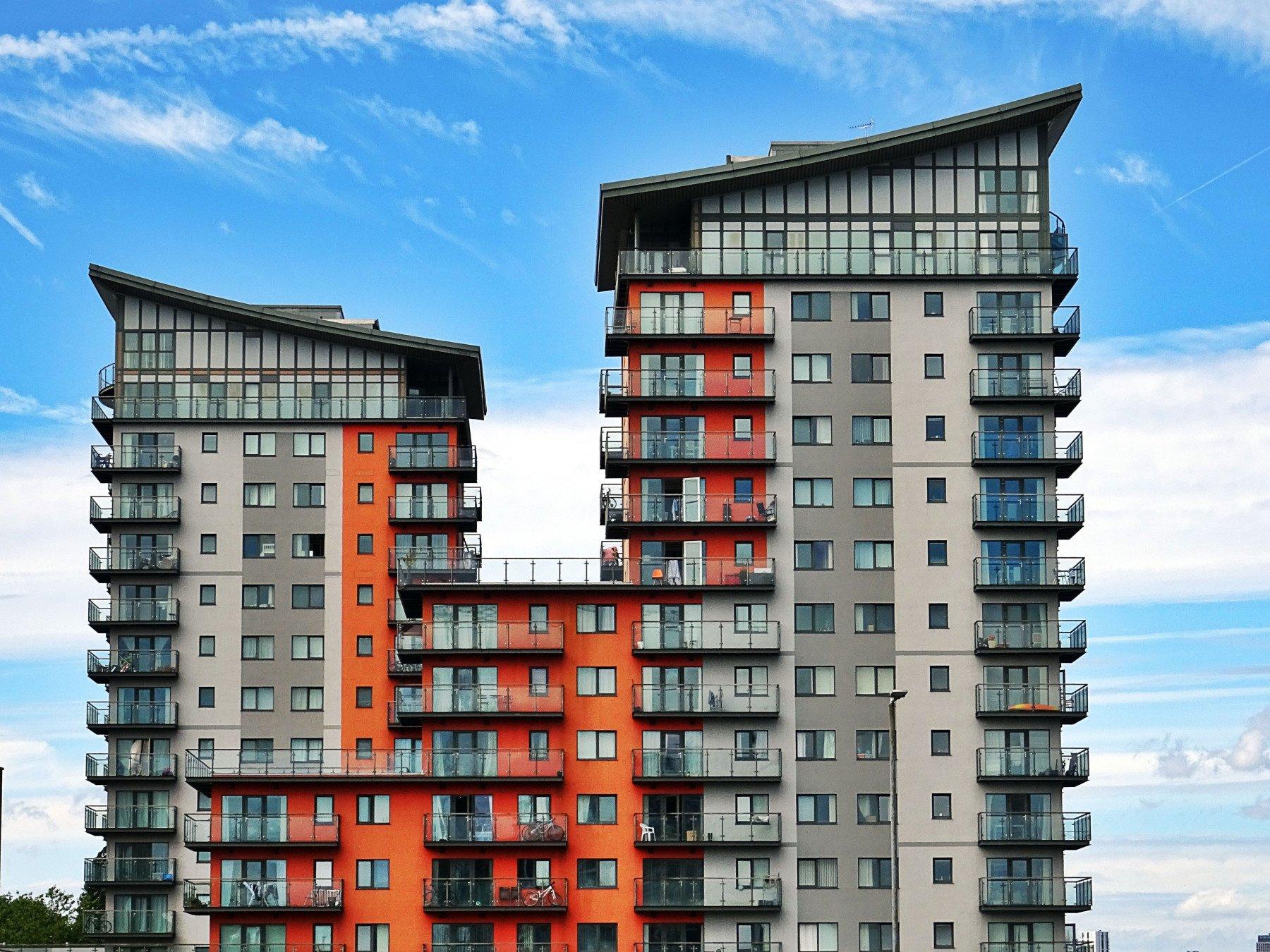 Lägenhetsbyggnad