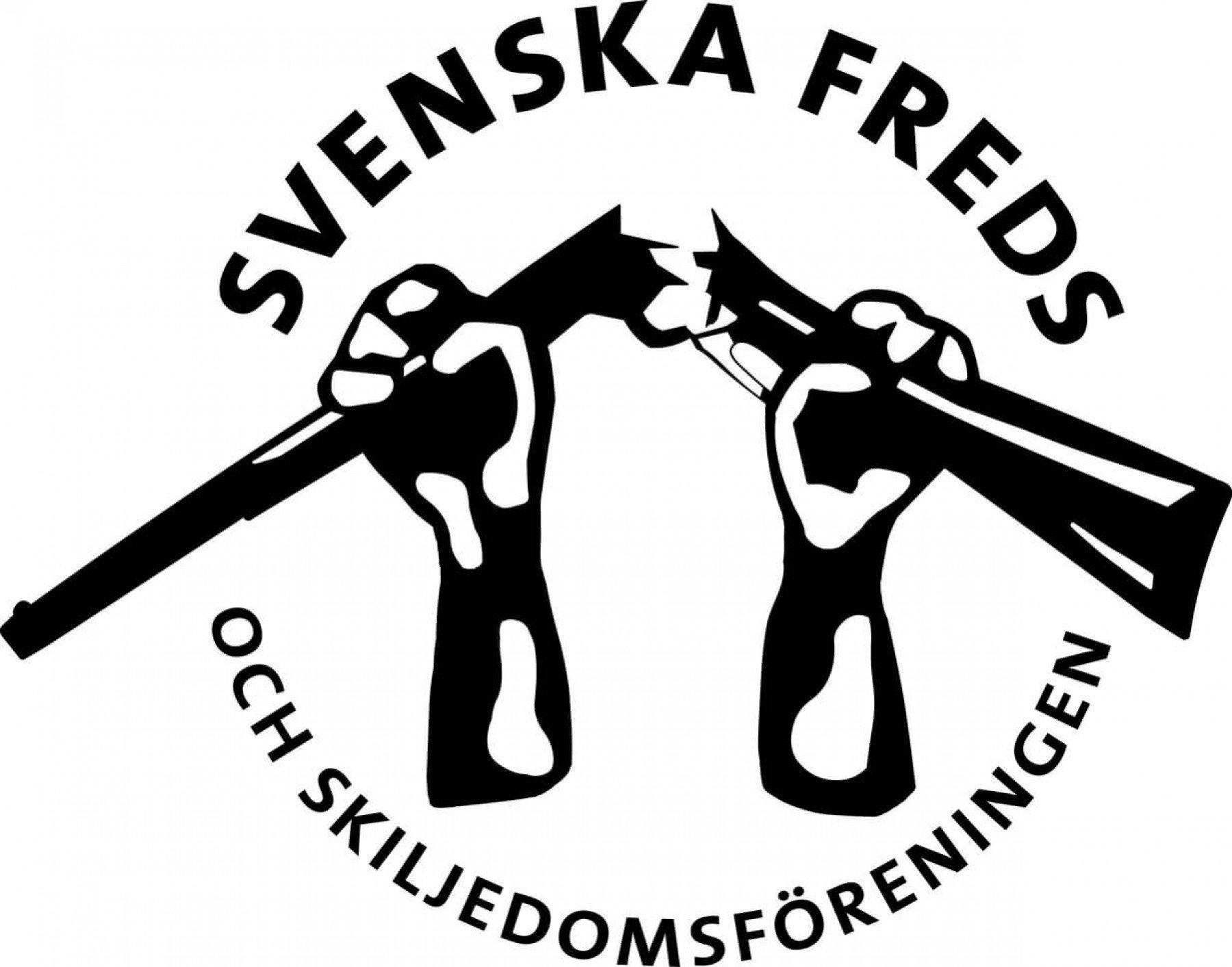Svenska Freds och Skiljedomsföreningens logga
